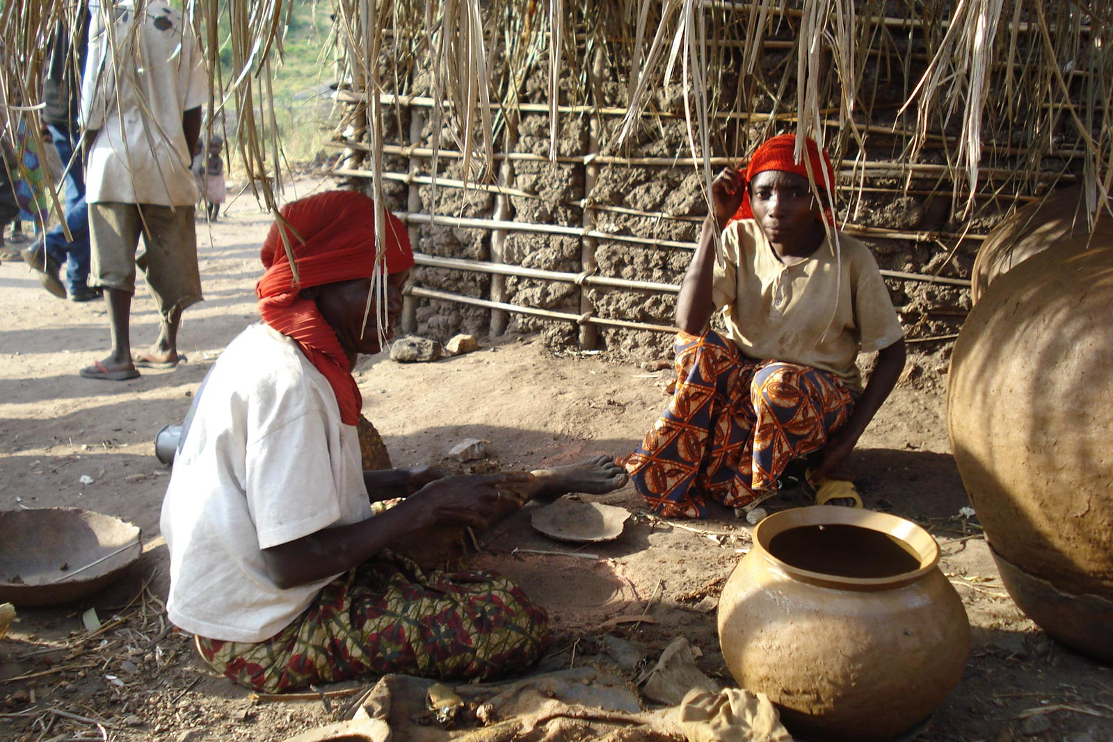 Day 6 — Community tour — Holiday at Lake Bunyonyi