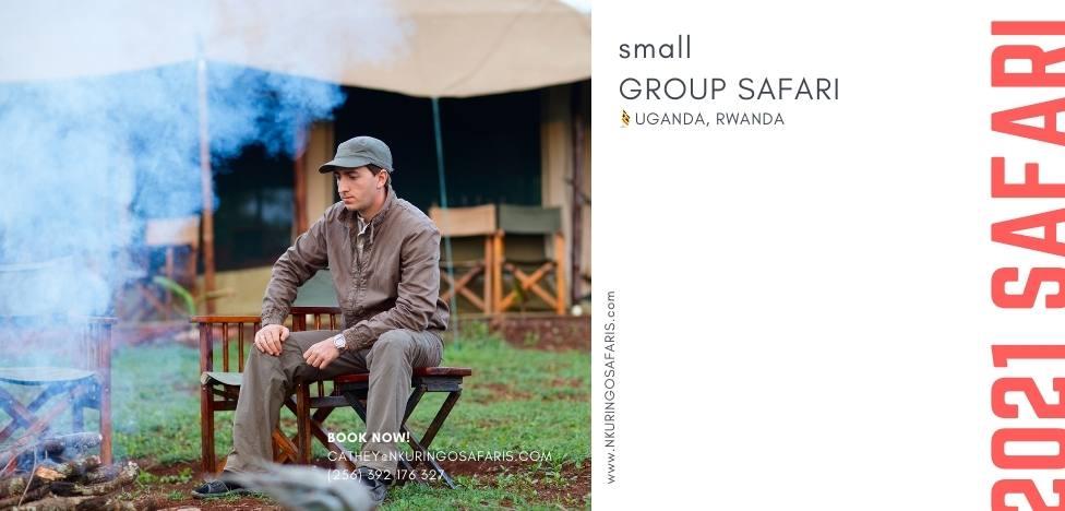 Small group safari trips to Uganda