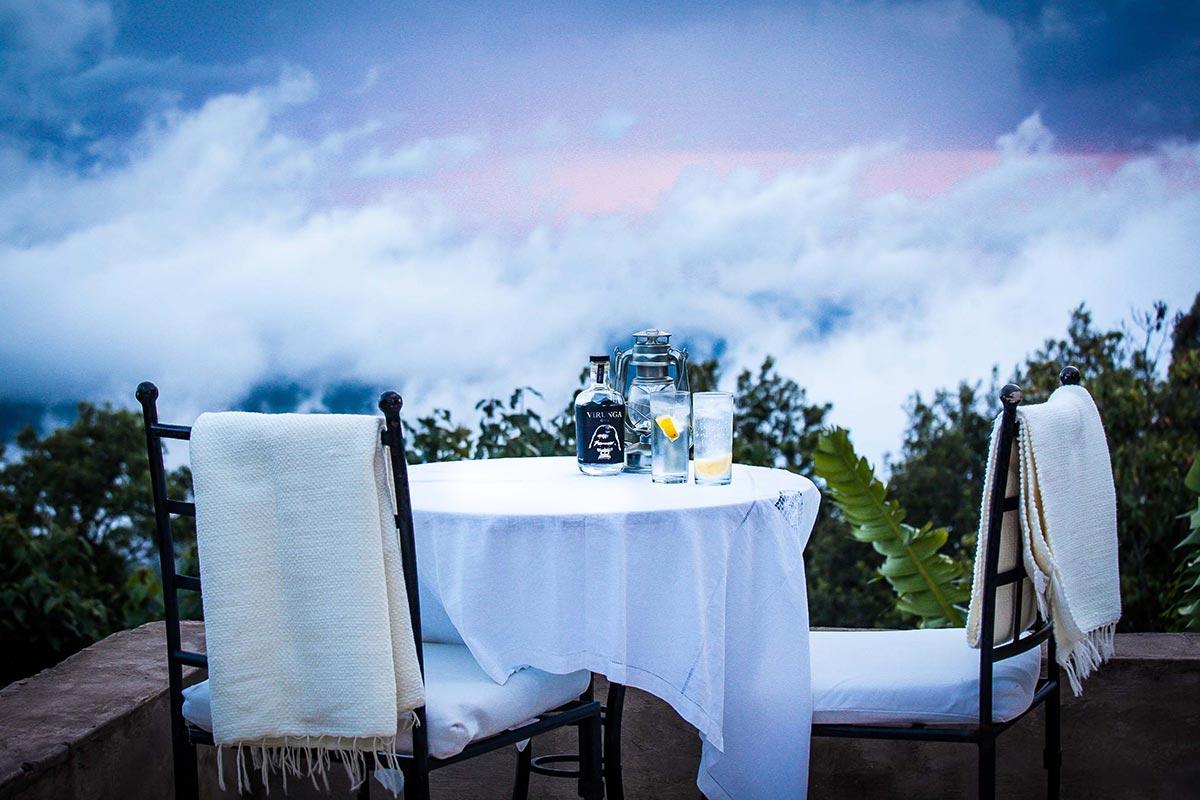 clouds mountain gorilla luxury lodge uganda