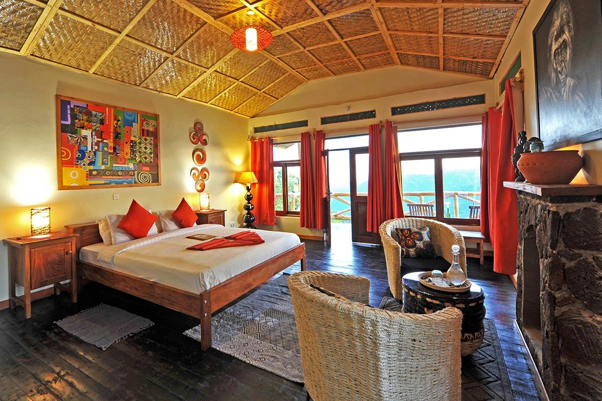 Nkuringo Bwindi Luxury Lodges
