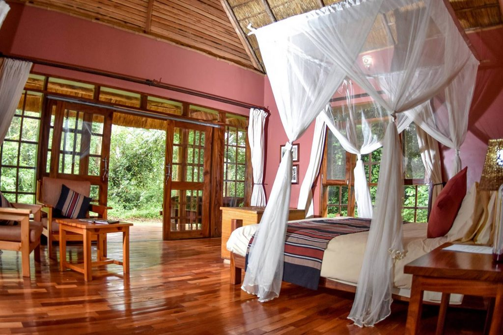 Where to stay in Uganda, safe from covid-19 safari lodges.