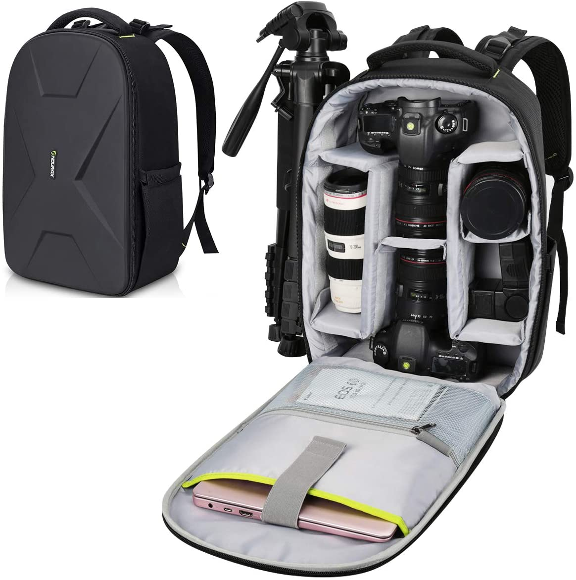 Uganda safari photography tips; backpack for your camera equipment