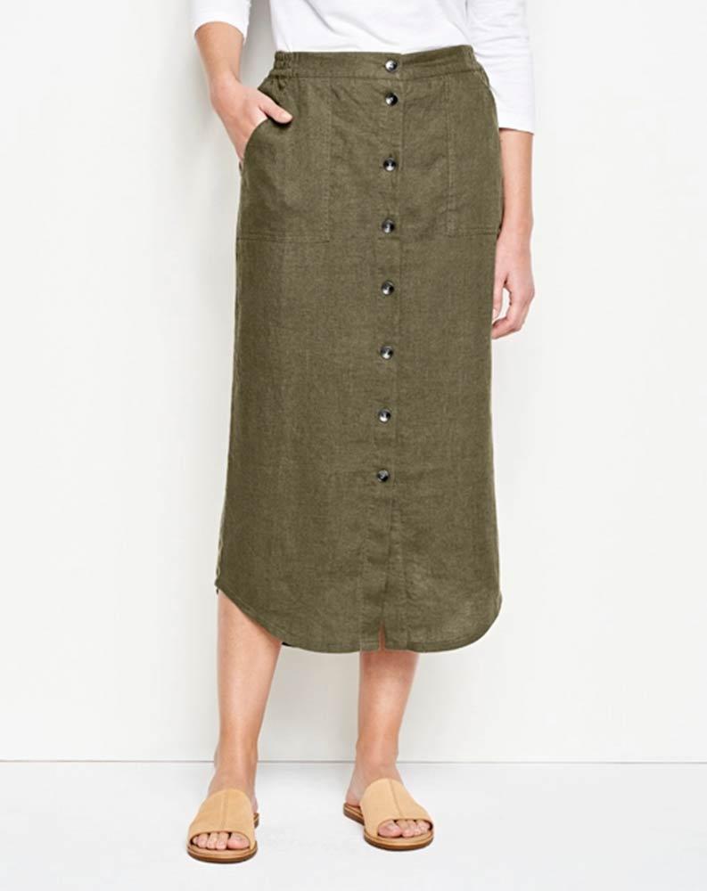 Skirts to wear on safari in Uganda