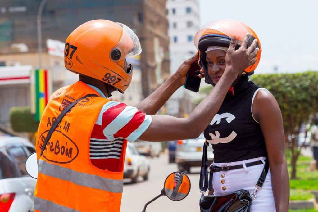 Ride hailing Apps in Uganda