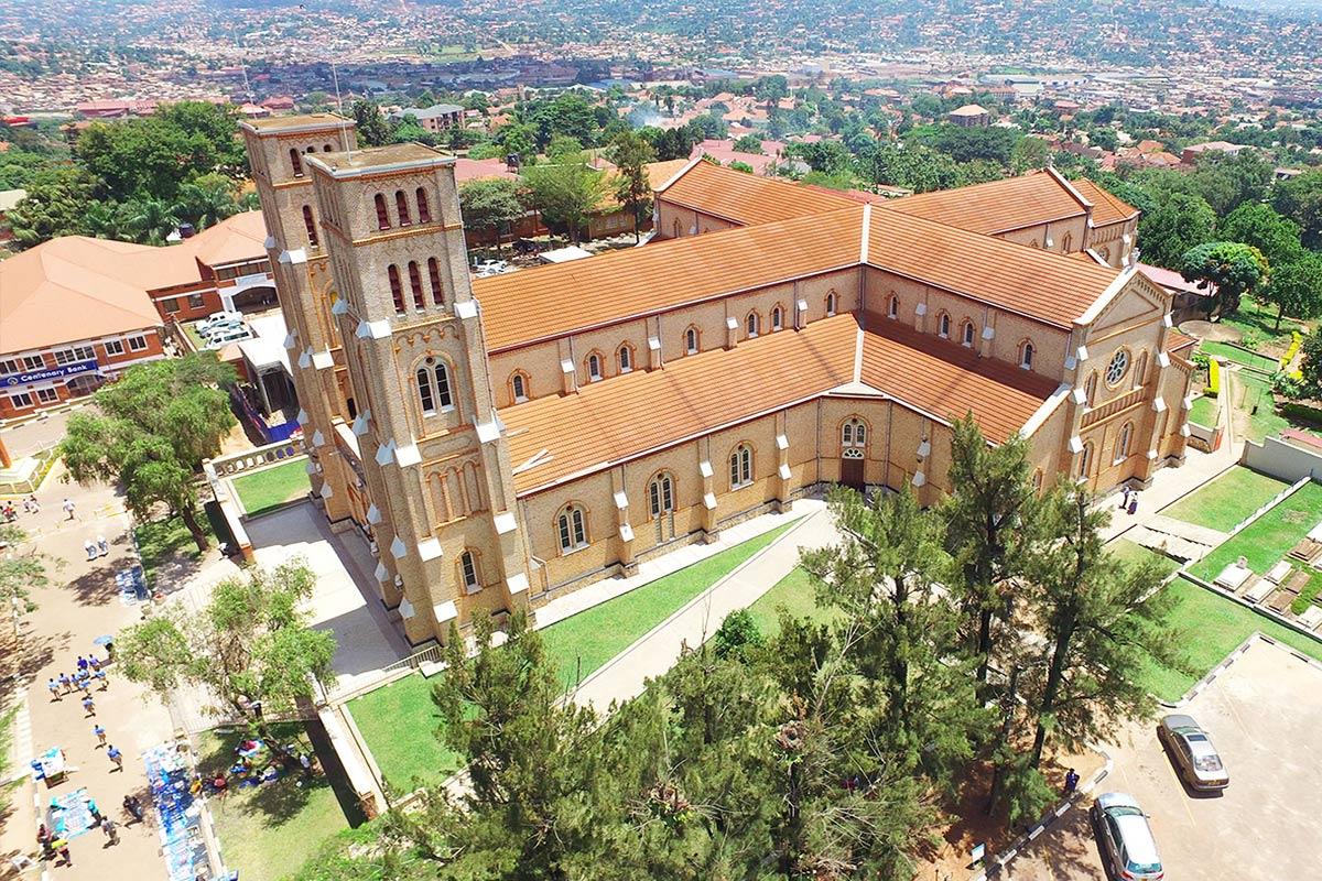 On Rubaga hill sits St Mary's Cathedral: Exploring Kampala City, Uganda's Economic and Social Hub