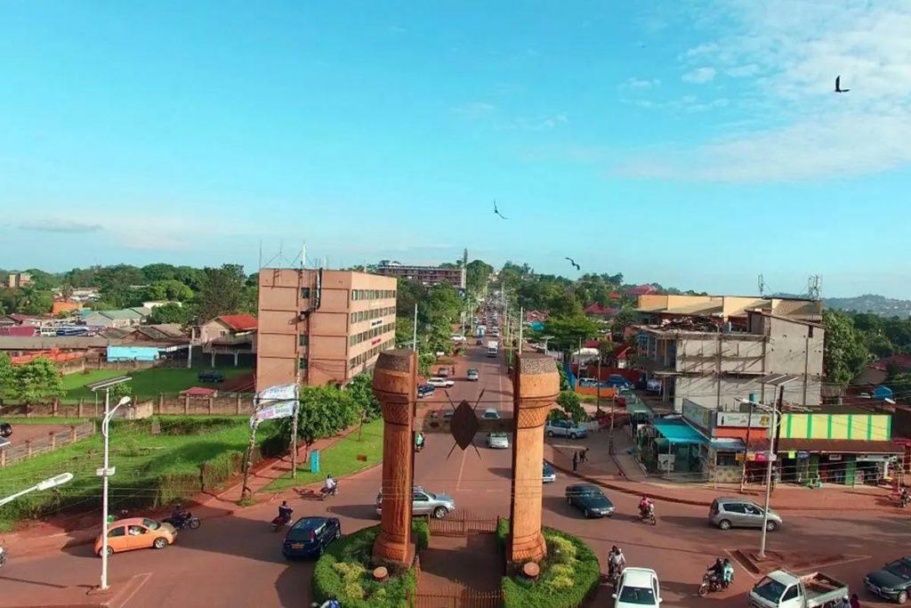 Bulange Mengo's Royal Mile in Kampala City