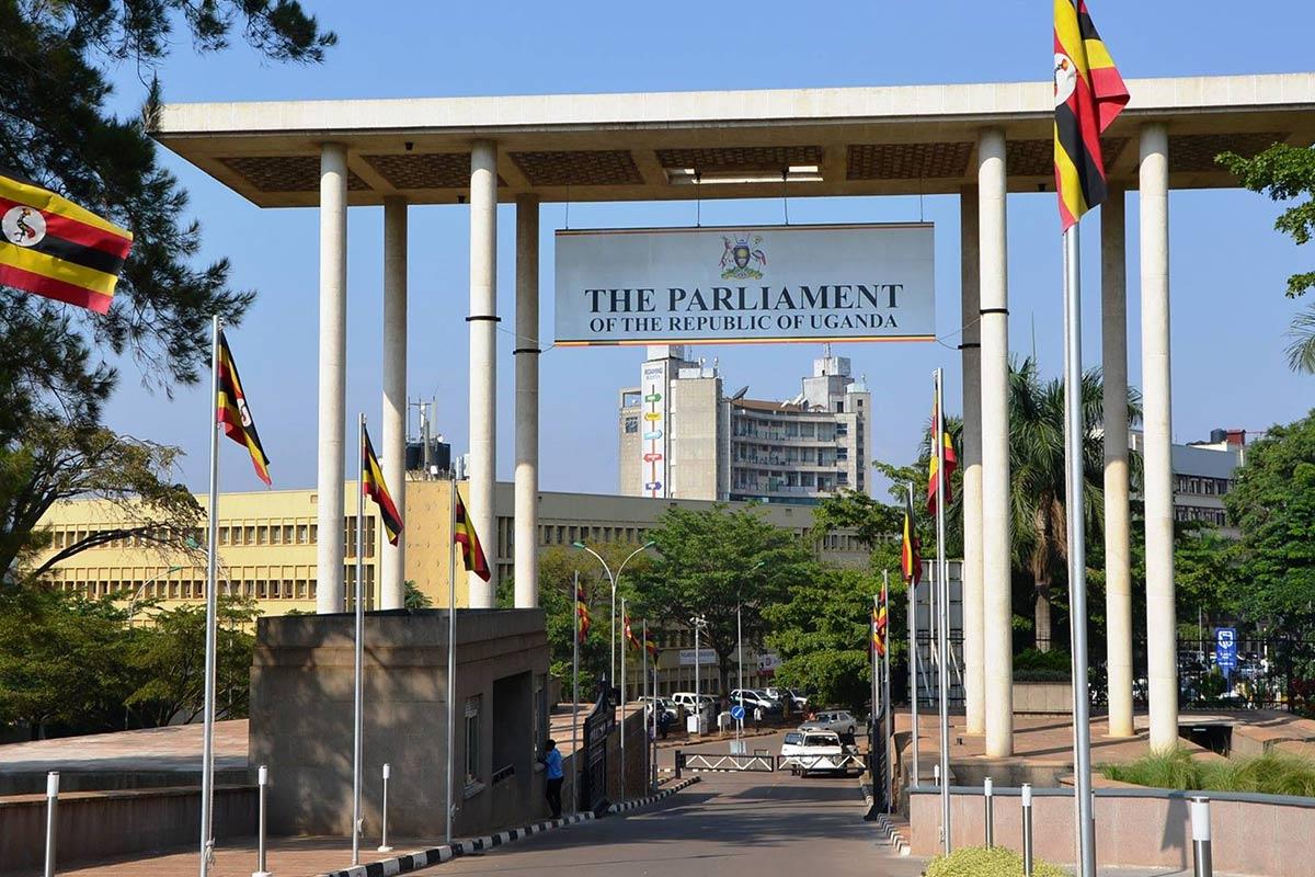 Parliamentary Building on Parliament Avenue: Explore Kampala City