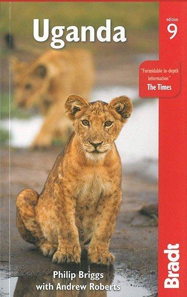 Bradt Uganda travel guides