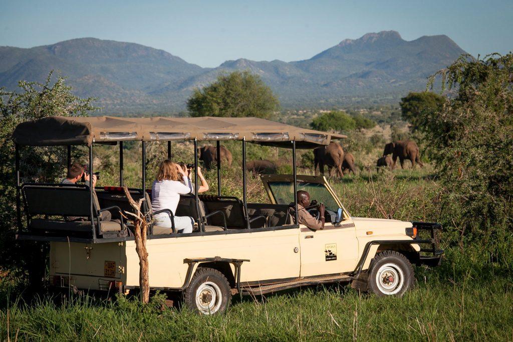 Apoka Lodge in Kidepo Valley Uganda - top safari destinations in eats Africa 2021/22