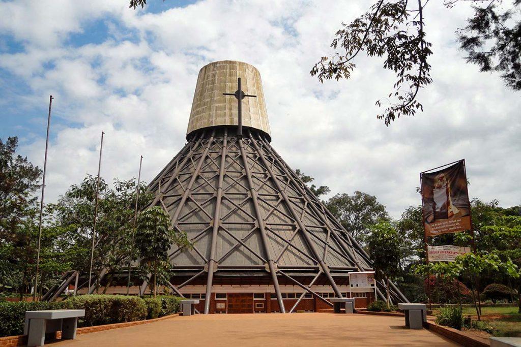 Uganda Martyrs Shrine Namugongo, religious tourism in Uganda