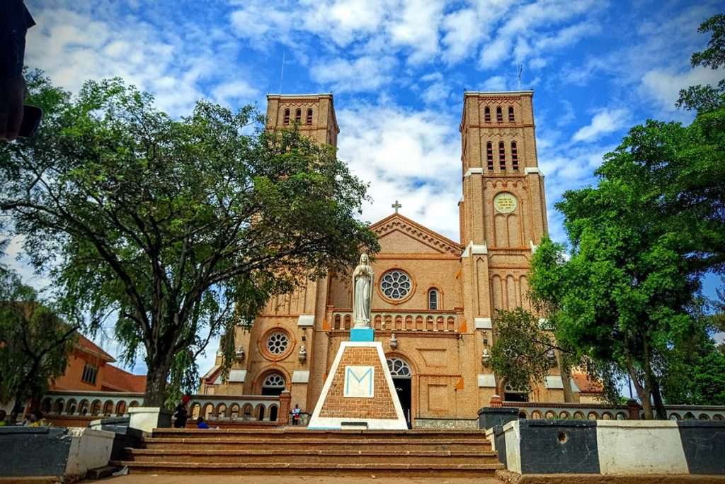 St. Mary's Rubaga Cathedral - religious tourism sites in Uganda